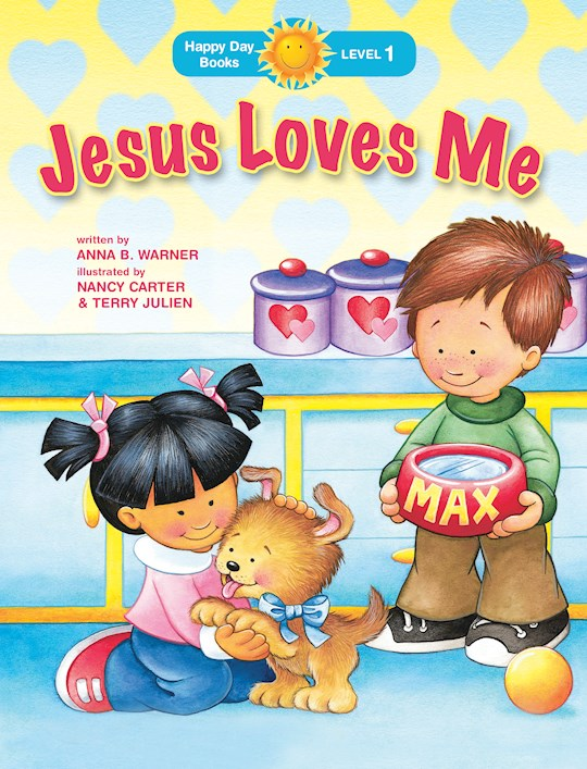 Jesus Loves Me (Happy Day Books) by Anna Warner | SHOPtheWORD