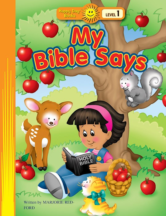 My Bible Says (Happy Day Books) by Marjorie Redford | SHOPtheWORD