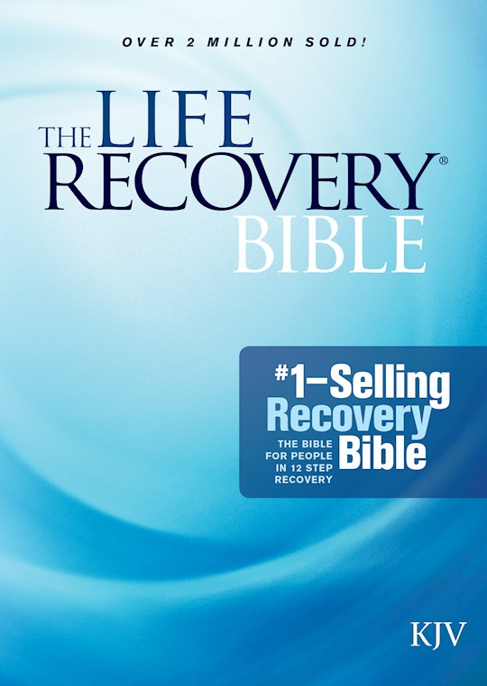 KJV Life Recovery Bible-Hardcover | SHOPtheWORD