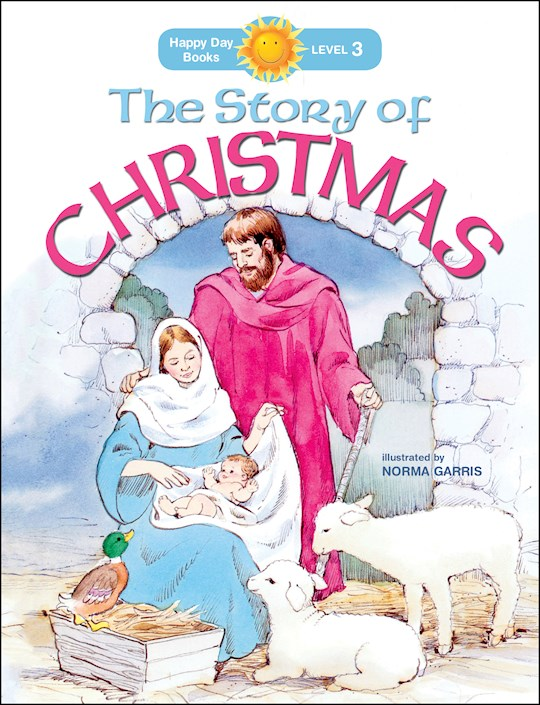 Story Of Christmas (Happy Day Books) by Day Books Happy | SHOPtheWORD