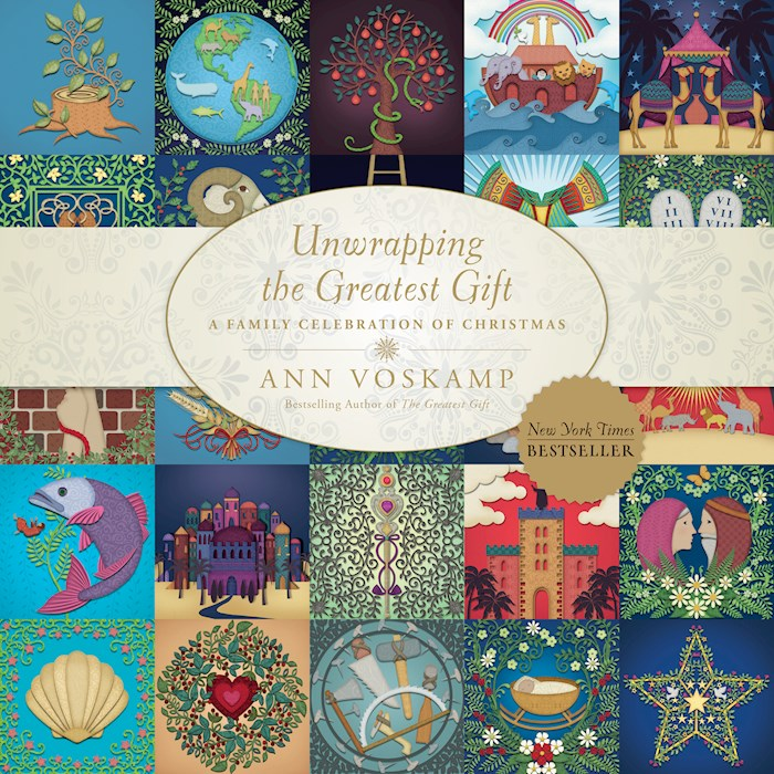 Unwrapping The Greatest Gift by Ann Voskamp | SHOPtheWORD