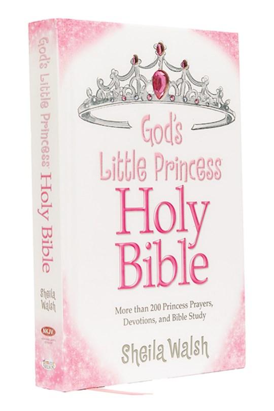 NKJV God's Little Princess Bible-Hardcover | SHOPtheWORD