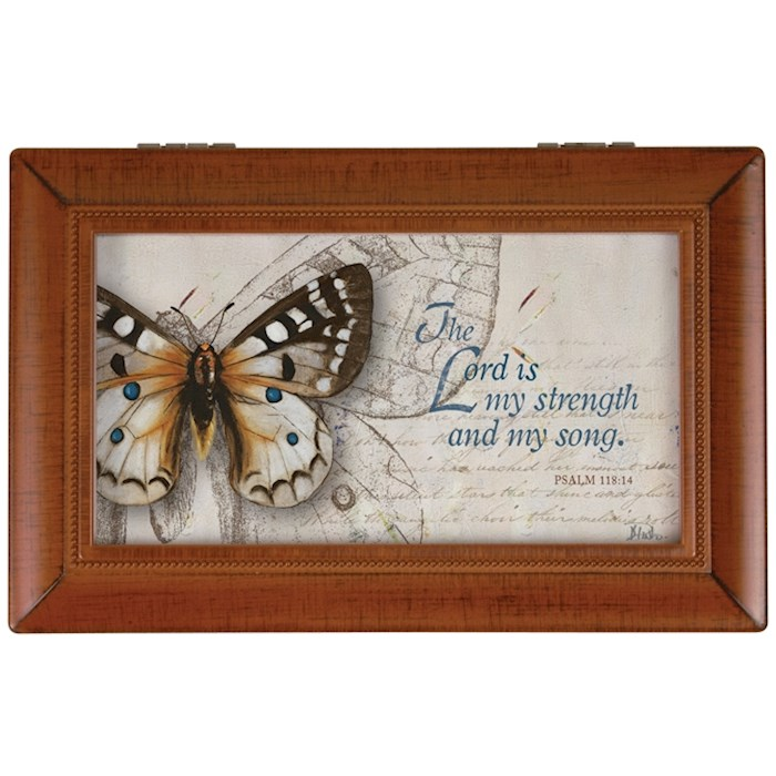 Music Box-Lord Is My Strength/Amazing Grace | SHOPtheWORD