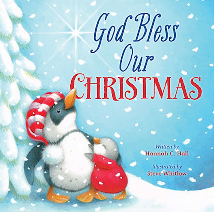 God Bless Our Christmas by Hannah Hall   SHOPtheWORD