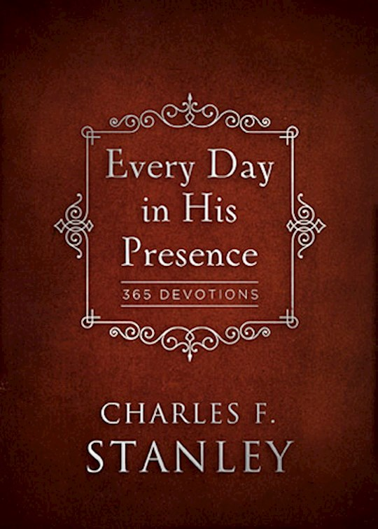 Every Day In His Presence by Charles F Stanley | SHOPtheWORD