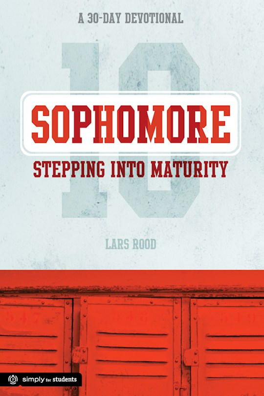 Sophomore: Stepping Into Maturity by Lars Rood | SHOPtheWORD