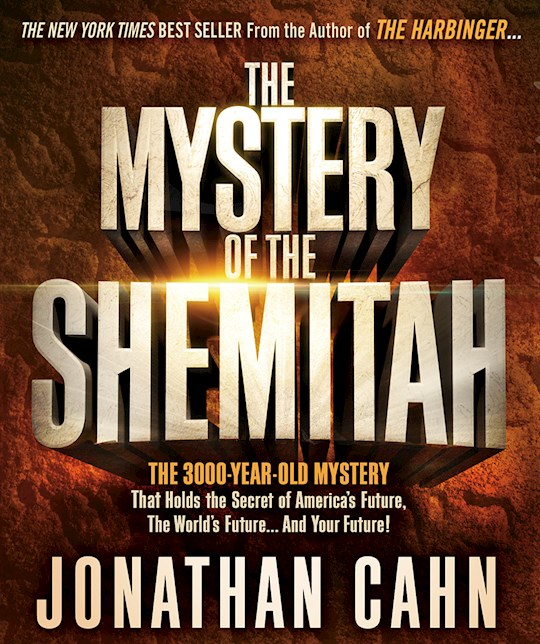 Audiobook-Audio CD-The Mystery Of The Shemitah (5 CD) by Jonathan Cahn | SHOPtheWORD