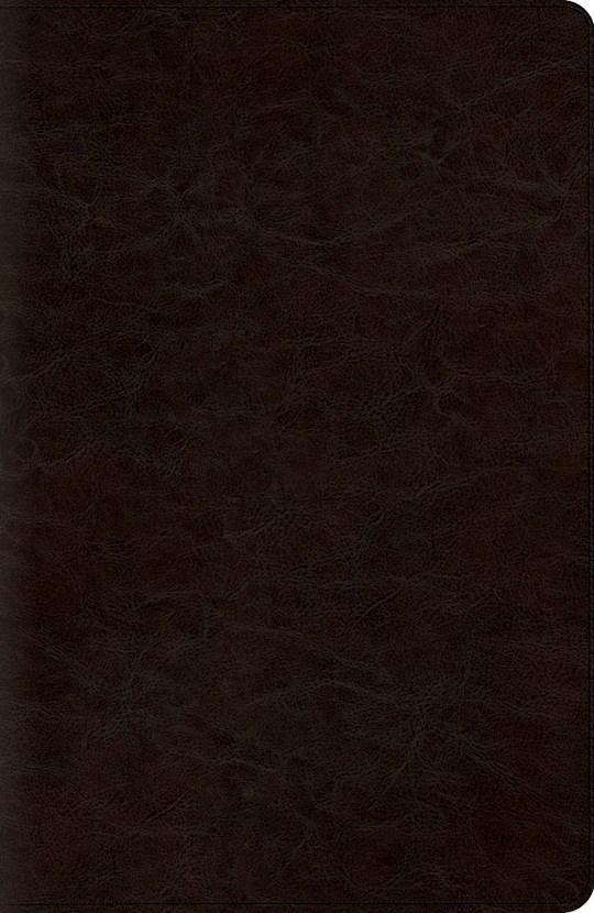 ESV Reference Bible-Coffee TruTone | SHOPtheWORD