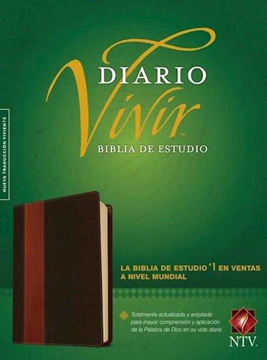 Span-NTV Life Application Study Bible (Biblia De Estudio Del Diario Vivir)-Brown/Tan TuTone  | SHOPtheWORD