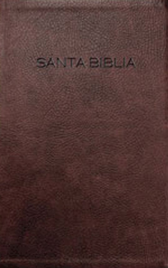 Span-NIV*Gift And Award Bible (Santa Biblia para Regalo y Premio NVI)-Burgundy Imitation Leather | SHOPtheWORD