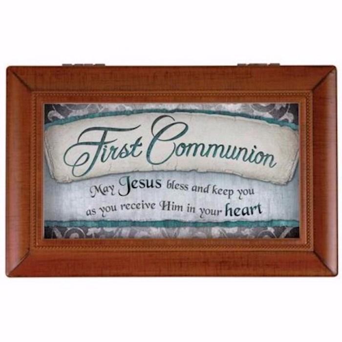 Music Box-First Communion/Amazing Grace   SHOPtheWORD