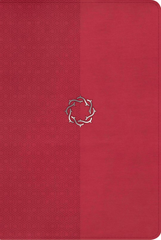NKJV Essential Teen Study Bible-Rose LeatherSoft (Not Available-Out Of Print)   SHOPtheWORD