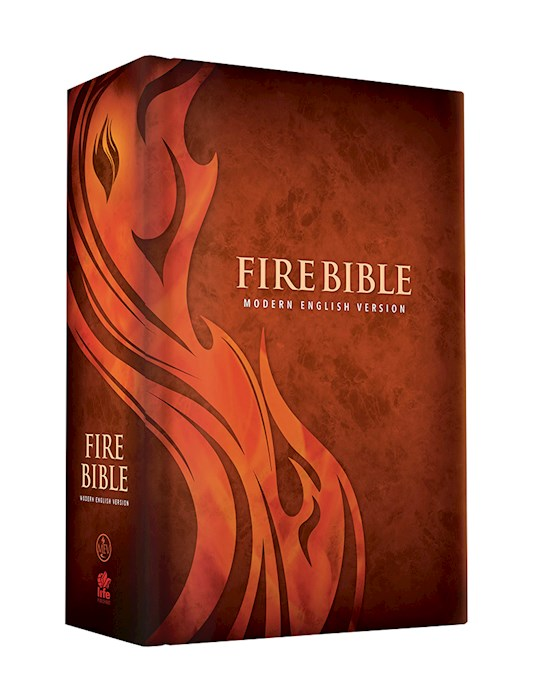 MEV Fire Bible-Hardcover | SHOPtheWORD