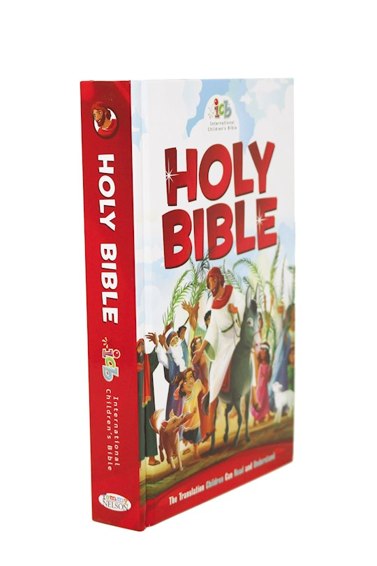 ICB Big Red Bible (Updated)-Hardcover | SHOPtheWORD