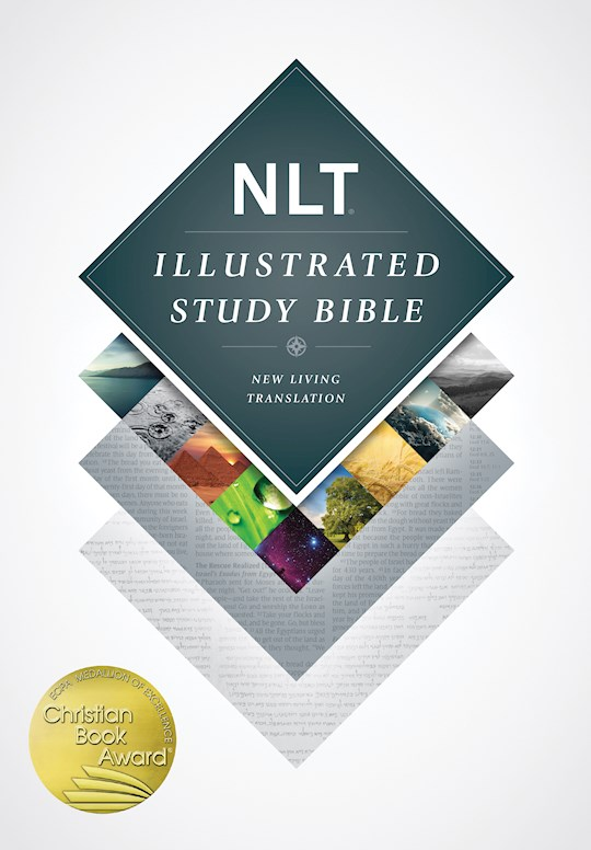 NLT Illustrated Study Bible-Hardcover | SHOPtheWORD