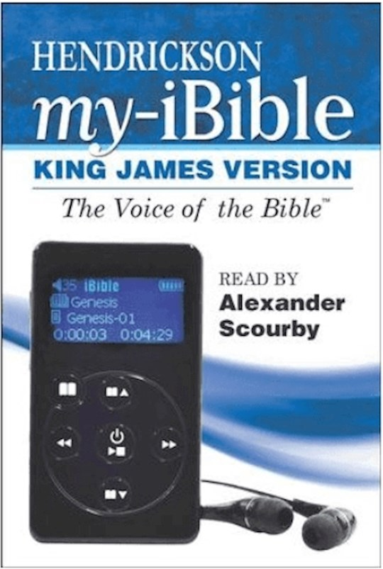 KJV My i-Bible Digital Bible Player   SHOPtheWORD