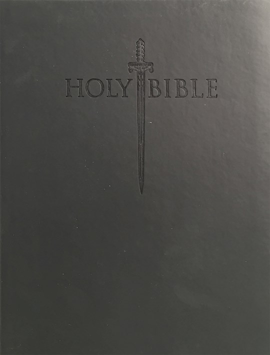 KJV Sword Study Bible/Personal Size Large Print-Black Ultrasoft  | SHOPtheWORD