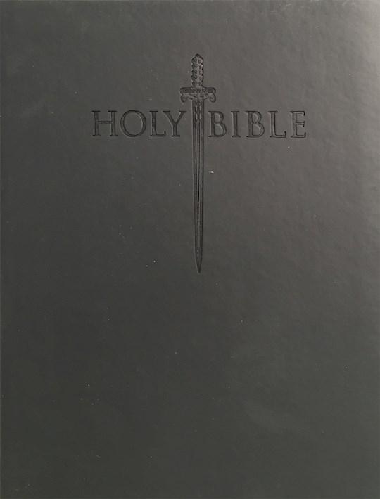KJV Sword Study Bible/Giant Print-Black Ultrasoft Indexed (Publisher Indefinitely Out Of Stock) | SHOPtheWORD
