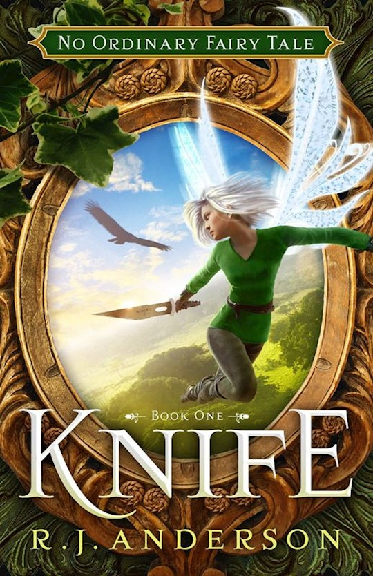 Knife-No Ordinary Fairy Tale Series (Book One) by R J Anderson | SHOPtheWORD