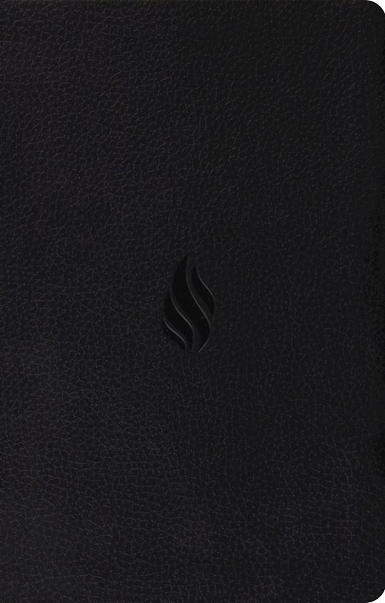 ESV Premium Gift Bible-Midnight Flame Design TruTone | SHOPtheWORD
