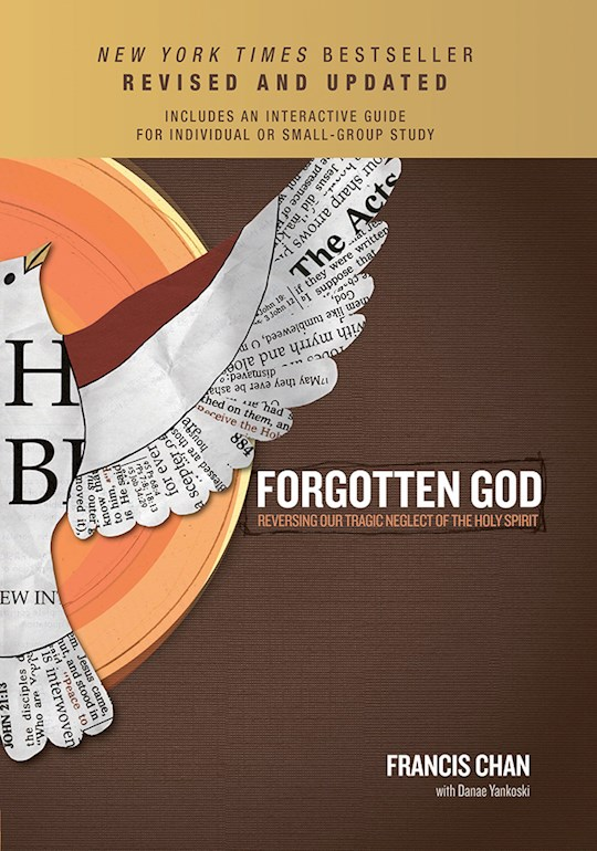 Forgotten God (Revised And Updated) by Francis Chan | SHOPtheWORD