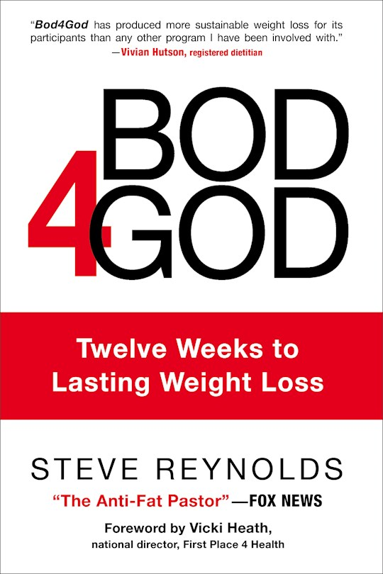 Bod4God (Repack) by Steve Reynolds | SHOPtheWORD