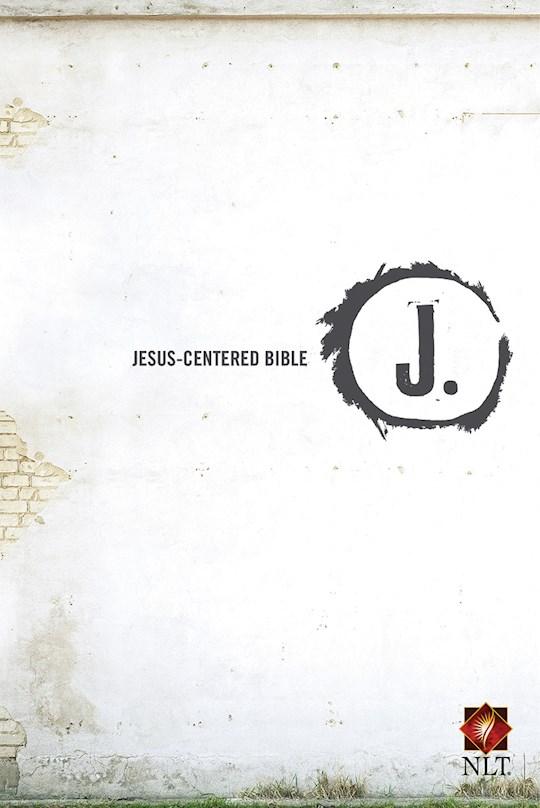 NLT Jesus-Centered Bible-Hardcover   SHOPtheWORD