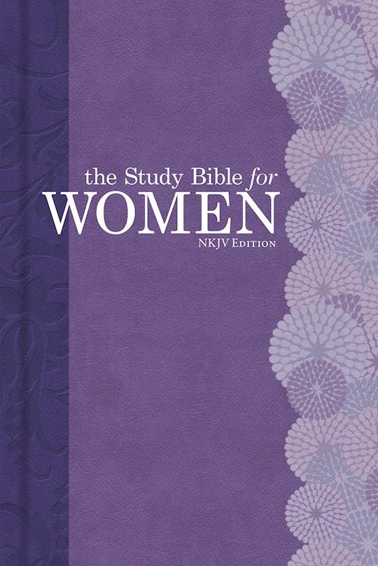 NKJV Study Bible For Women/Personal Size-Hardcover | SHOPtheWORD