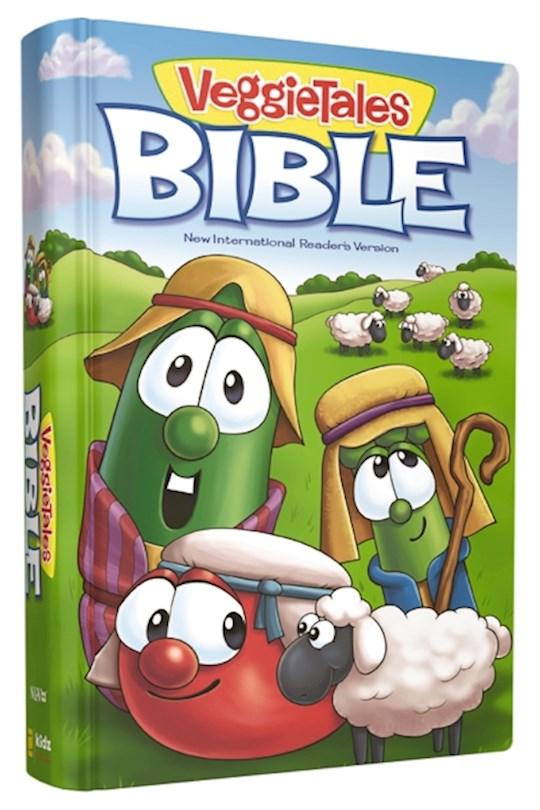 NIrV VeggieTales Bible (Updated)-Hardcover | SHOPtheWORD