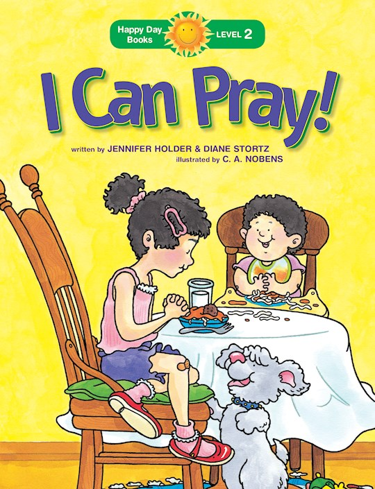 I Can Pray! (Happy Day Books) by Jennifer Holder | SHOPtheWORD