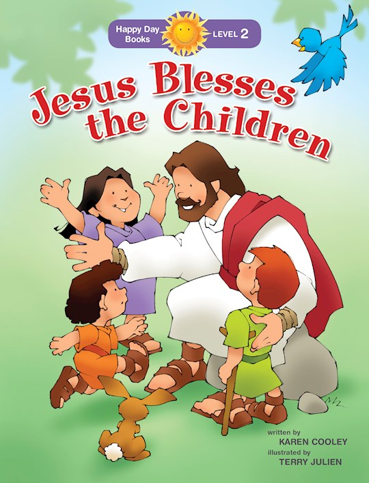 Jesus Blesses The Children (Happy Day Books) by Karen Cooley   SHOPtheWORD