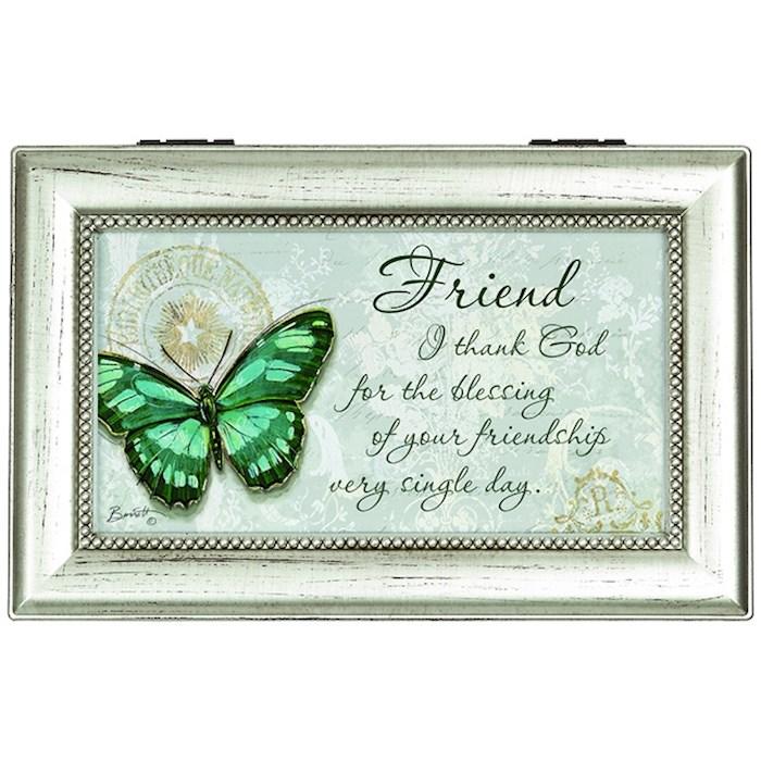 Music Box-Friend-Your Friendship/Amazing Grace | SHOPtheWORD