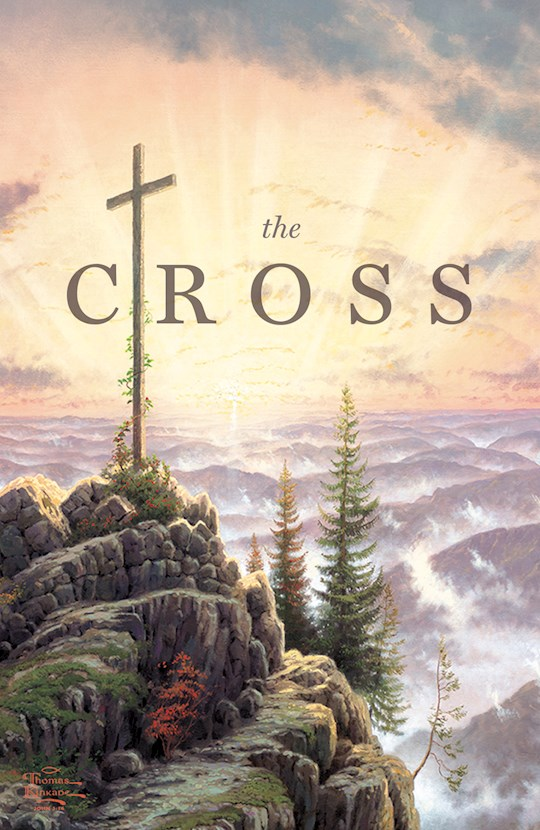 Tract-The Cross (KJV) (Pack Of 25) by News Tracts Good | SHOPtheWORD