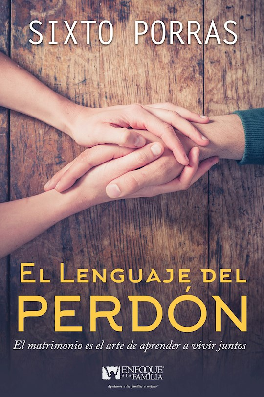 Span-Language Of Forgiveness by Sixto Porras | SHOPtheWORD