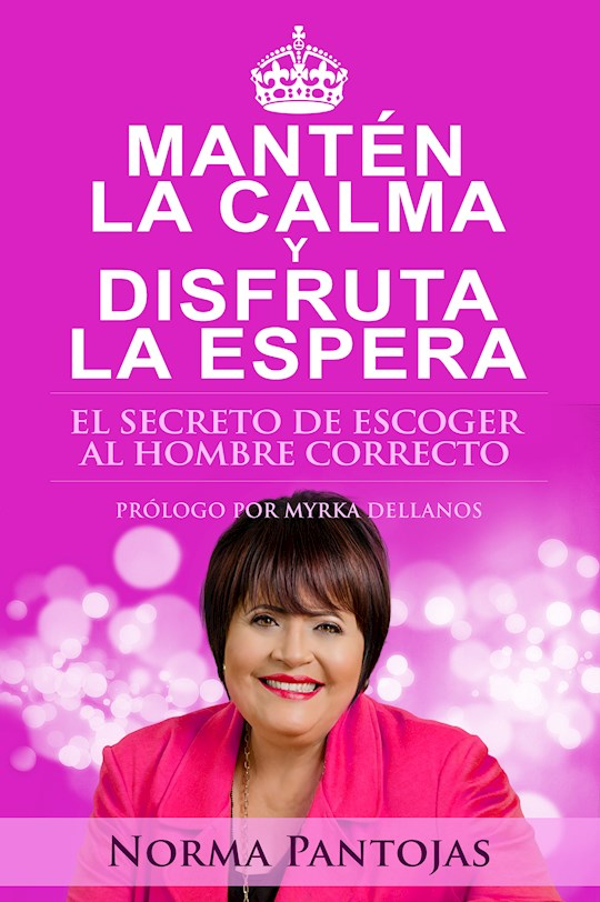 Span-Keep Calm And Enjoy The Wait by Norma Pantojas | SHOPtheWORD