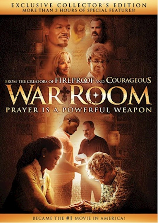DVD-War Room-Exclusive Collector's Edition | SHOPtheWORD