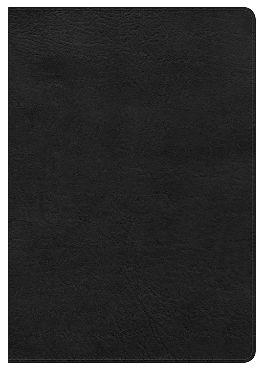 KJV Super Giant Print Reference Bible-Black LeatherTouch | SHOPtheWORD