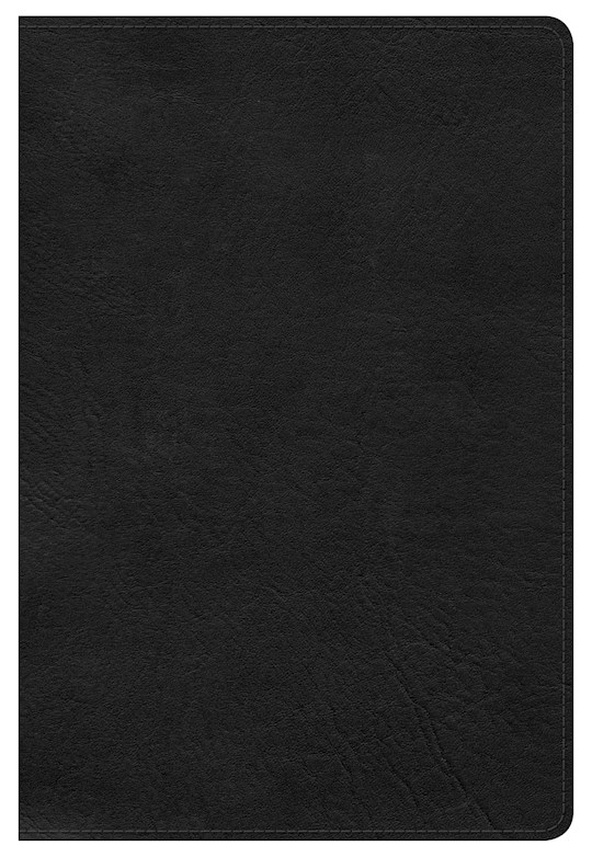 NKJV Large Print Personal Size Reference Bible-Black LeatherTouch | SHOPtheWORD