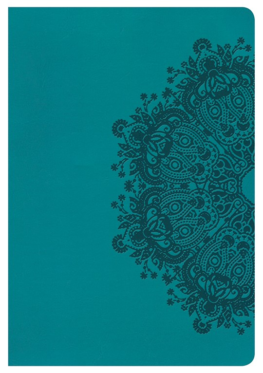 NKJV Ultrathin Reference Bible-Teal LeatherTouch | SHOPtheWORD