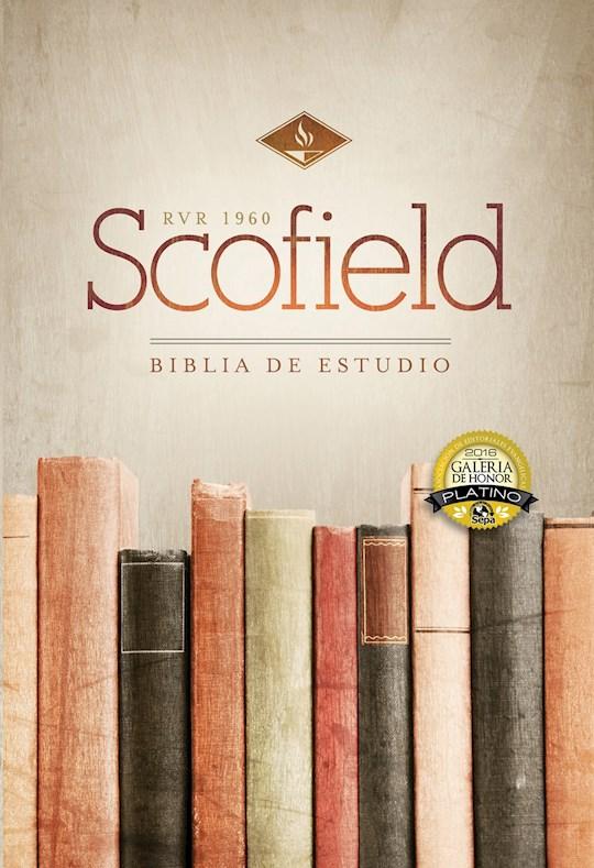 Span-RVR 1960 New Scofield Study Bible-Hardcover | SHOPtheWORD