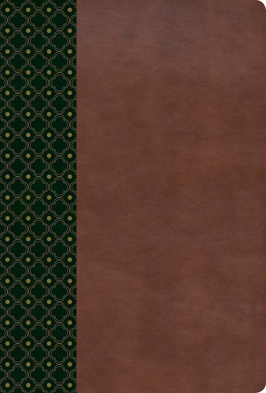 Span-RVR 1960 New Scofield Study Bible (Nueva Biblia de Estudio Scofield)-Dark Green LeatherTouch Indexed | SHOPtheWORD