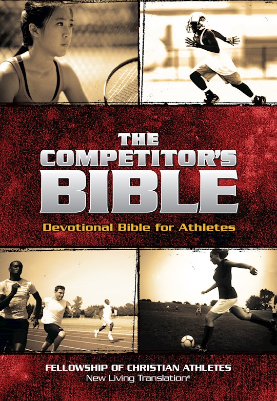 NLT Competitor's Bible-Brown Leathertouch | SHOPtheWORD