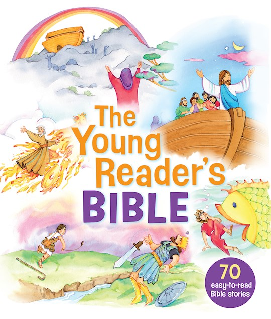 Young Reader's Bible by Bruno/Reinsma | SHOPtheWORD