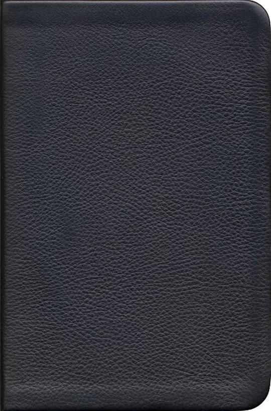 NKJV Reformation Study Bible-Black Genuine Leather  | SHOPtheWORD