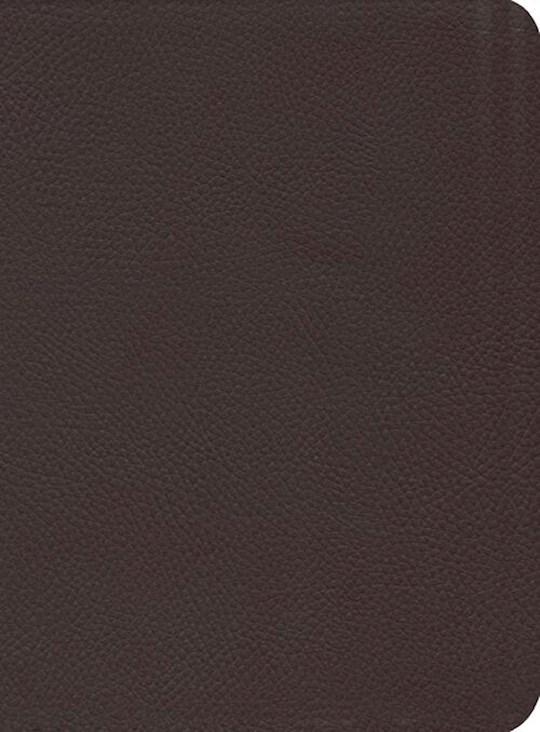 NKJV Reformation Study Bible-Burgundy Genuine Leather  | SHOPtheWORD