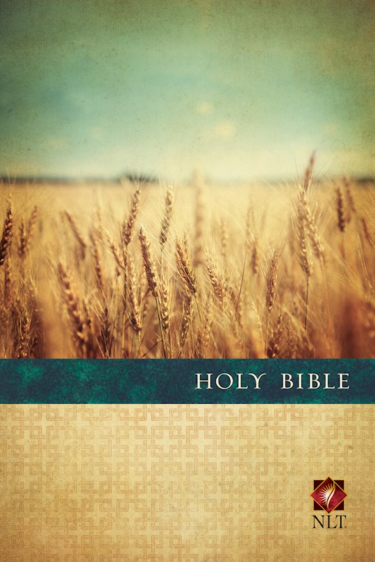 NLT Premium Value Large Print Slimline Bible-Softcover | SHOPtheWORD