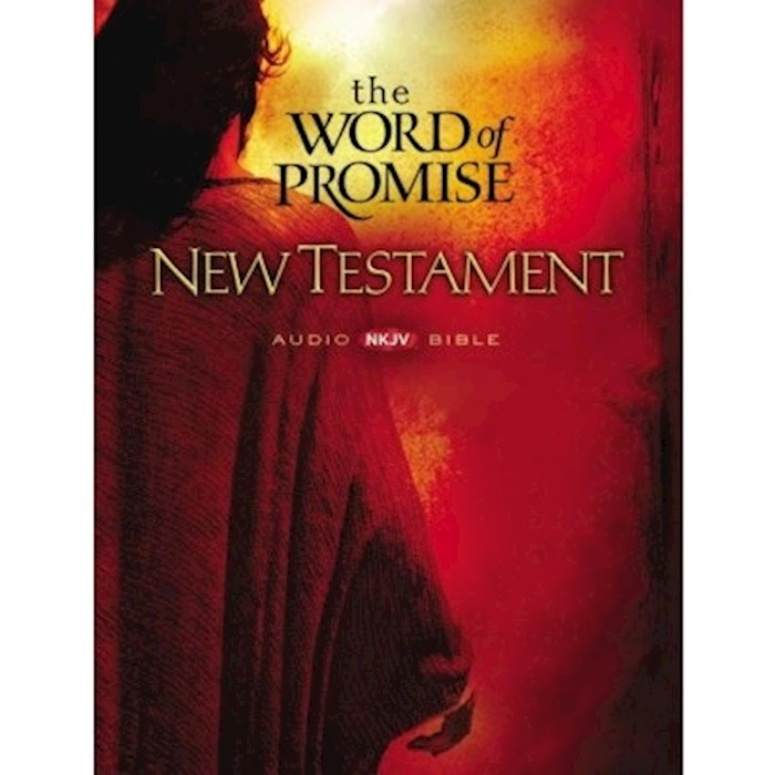 Audiobook-Word Of Promise New Testament Audio Bible-20 CD Set | SHOPtheWORD
