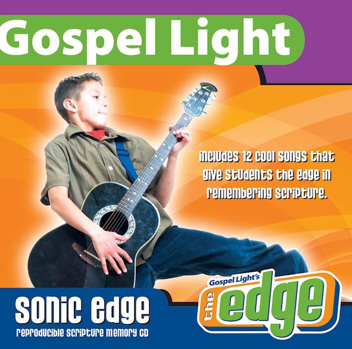 Gospel Light Spring/Summer 2020: Preteen Sonic Edge Music CD-Year A (#139006) | SHOPtheWORD