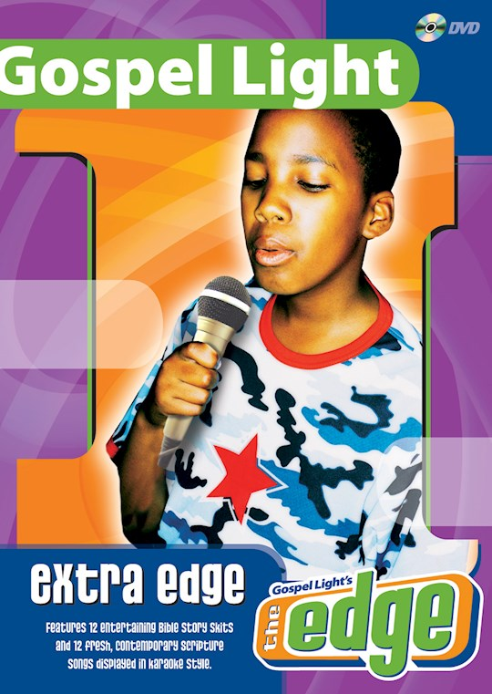 Gospel Light Spring/Summer 2020: Preteen Extra Edge DVD-Year A (#139007) | SHOPtheWORD