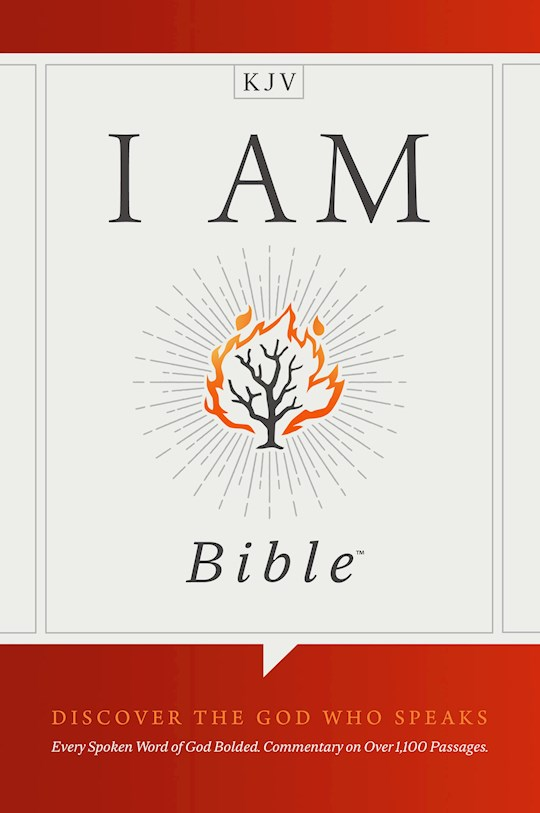 KJV I Am Bible-Hardcover | SHOPtheWORD
